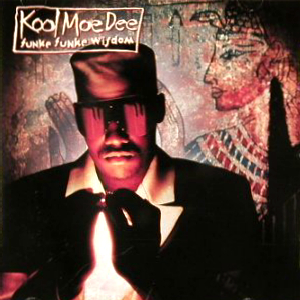 <i>Funke, Funke Wisdom</i> 1991 studio album by Kool Moe Dee