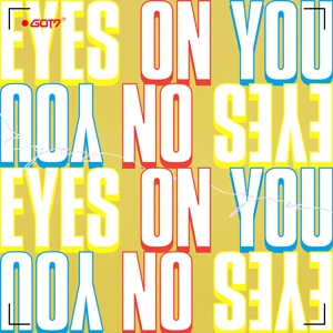 KOREA CD//GOT7 Mini Album Eyes On You On Ver.