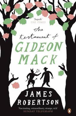"book cover of ""The Testament of Gideon Mack"""