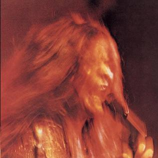 <i>I Got Dem Ol Kozmic Blues Again Mama!</i> 1969 studio album by Janis Joplin