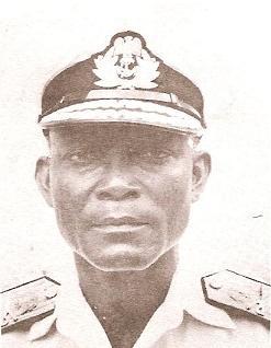 Joseph Edet Akinwale Wey Nigerian naval officer
