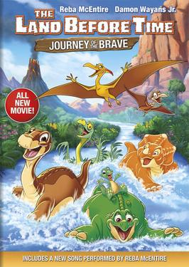 Image result for the land before time journey of the brave box