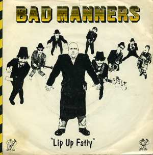 Bad Manners Lip Up Fatty Wooly Bully