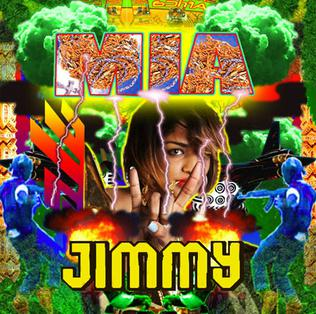 Cover image of song Jimmy by M.I.A.