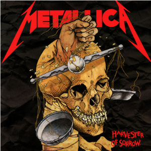 Harvester of Sorrow Metallica song