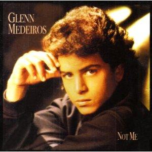 <i>Not Me</i> (album) 1988 studio album by Glenn Medeiros