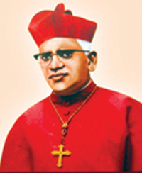 Joseph Parecattil Catholic cardinal
