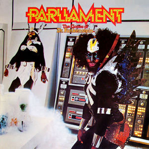 Parliament - The Clones of Dr. Funkenstein album cover