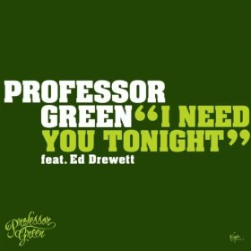 Professor Green featuring Ed Drewett — I Need You Tonight (studio acapella)