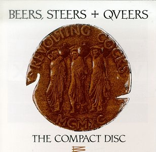 <i>Beers, Steers, and Queers</i> 1990 studio album by Revolting Cocks