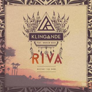 Klingande featuring Broken Back — Riva (Restart the Game) (studio acapella)