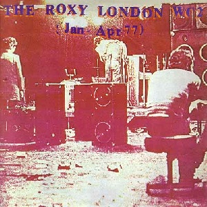 <i>The Roxy London WC2</i> 1977 live album by Various