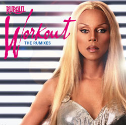 RuPaul - Workout (studio acapella)