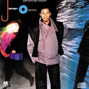 <i>Stay with Me Tonight</i> (album) 1983 studio album by Jeffrey Osborne