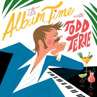 Todd Terje Album Time
