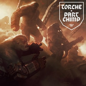 <i>Torche / Part Chimp</i> 2011 EP (split) by Torche and Part Chimp