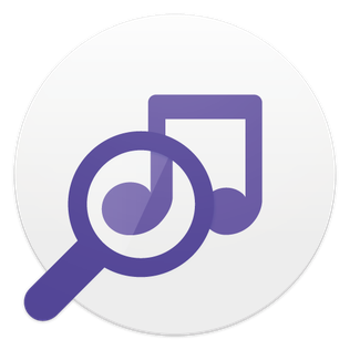 TrackID Mobile music and audio search engine created by Sony