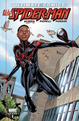 Ultimate Comics: Spider-Man - Wikipedia, the free encyclopedia