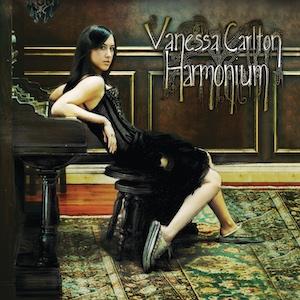 <i>Harmonium</i> (Vanessa Carlton album) album by Vanessa Carlton