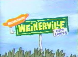 <i>Weinerville</i> television series