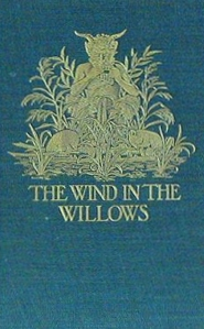 Pan depicted on the cover of The Wind in the W...