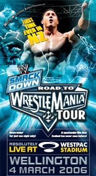 WWE Live World Tour presented by Dainty Group