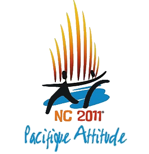 2011 Pacific Games held in Nouméa, New Caledonia