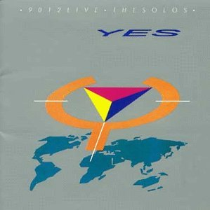 <i>9012Live: The Solos</i> 1985 live album by Yes