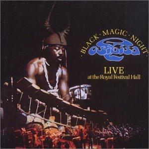 <i>Black Magic Night: Live at the Royal Festival Hall</i> 1977 live album by Osibisa