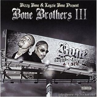 <i>Bone Brothers 3</i> 2008 studio album by Bone Brothers