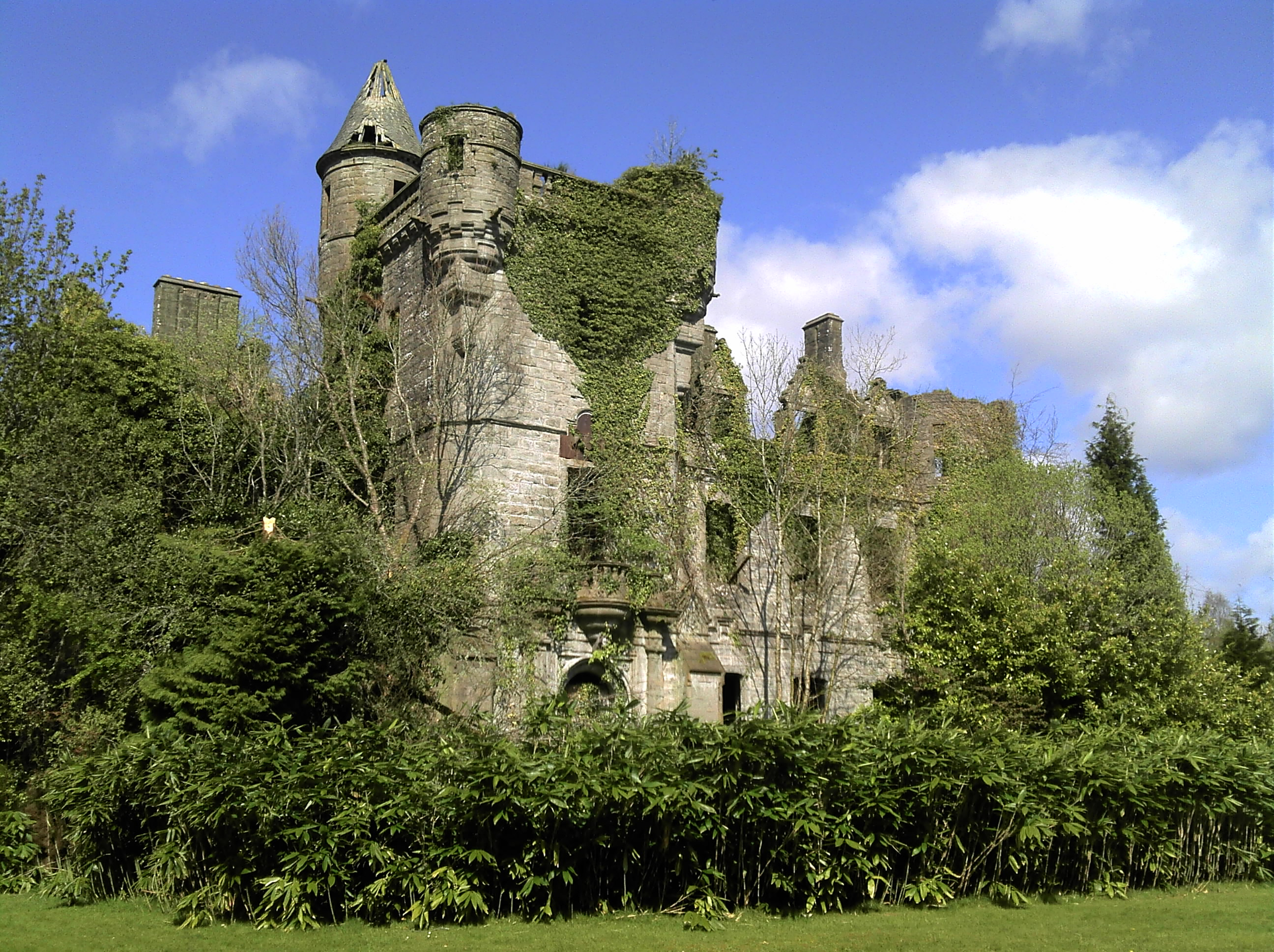 Image result for buchanan castle scotland