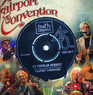 <i>By Popular Request</i> 2012 studio album by Fairport Convention