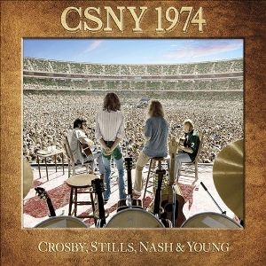 <i>CSNY 1974</i> 2014 live album by Crosby, Stills, Nash & Young