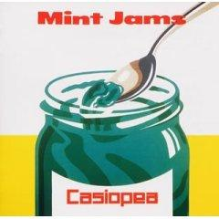 <i>Mint Jams</i> 1982 live album by Casiopea