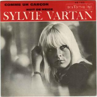 1968 song by Sylvie Vartan