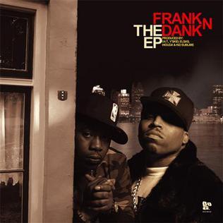 Resultado de imagen para Frank-N-Dank - The EP