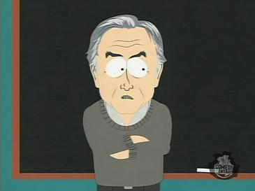 Richard Dawkins South Park Go God Go