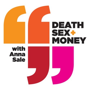 Picture of a podcast: Death,  Sex,  & Money