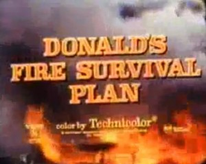 <i>Donalds Fire Survival Plan</i>