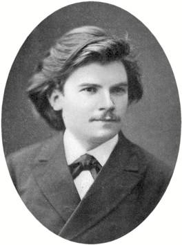 Eugen d'Albert a 20 anni