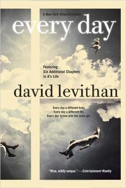 Every Day (novel) - Wikipedia