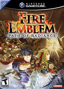 Picture of a game: Fire Emblem: Path Of Radiance