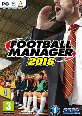 Picture of a game: Football Manager 2016