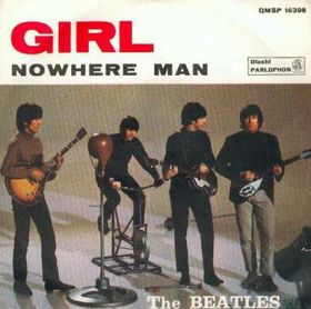 Girl (Beatles song) original song written and composed by Lennon-McCartney