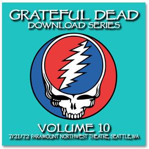 <i>Grateful Dead Download Series Volume 10</i> 2006 live album by Grateful Dead