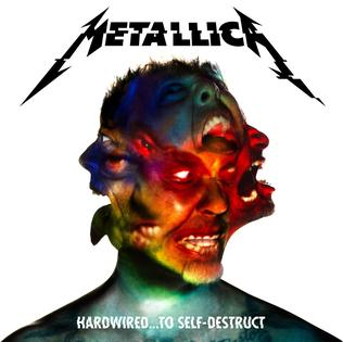 <i>Hardwired... to Self-Destruct</i> 2016 studio album by Metallica