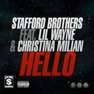 Hello (Stafford Brothers song) - Wikipedia