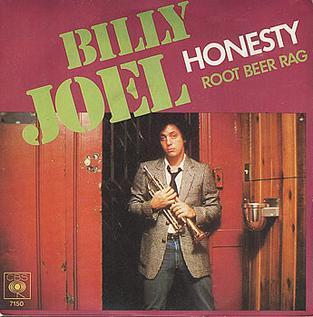 Honesty (Billy Joel song) 1979 single by Billy Joel