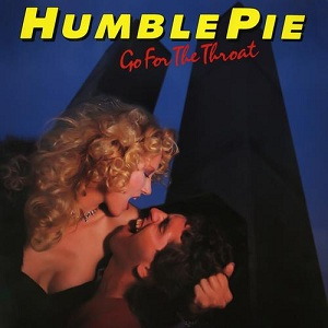 <i>Go for the Throat</i> 1981 studio album by Humble Pie