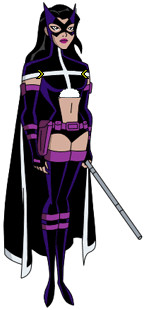 Huntress (Justice League Unlimited)